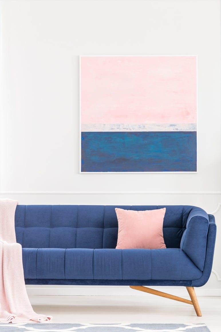 בחירת ספה לסלון